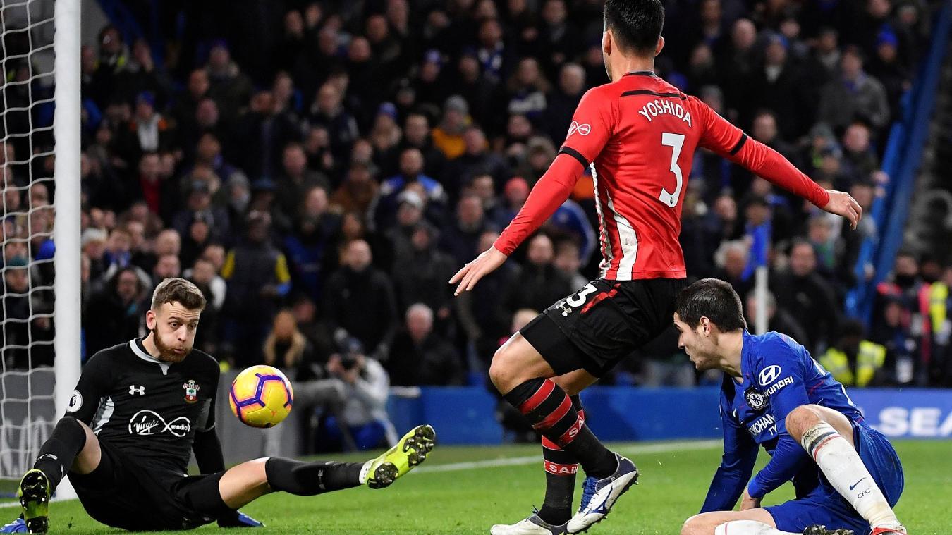 Chelsea 0-0 Southampton