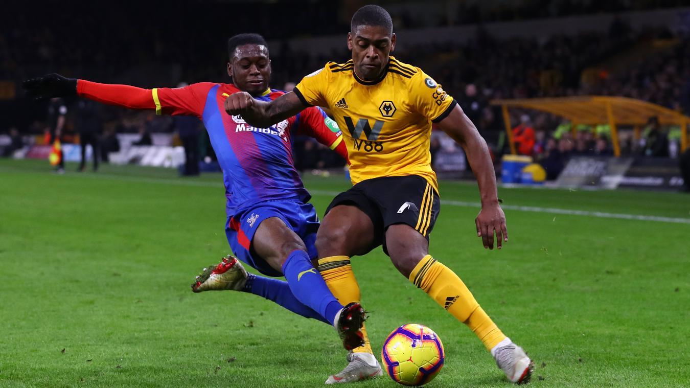 Wolverhampton Wanderers 0-2 Crystal Palace