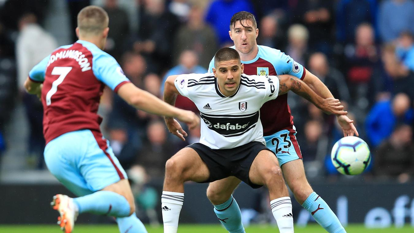 Burnley v Fulham
