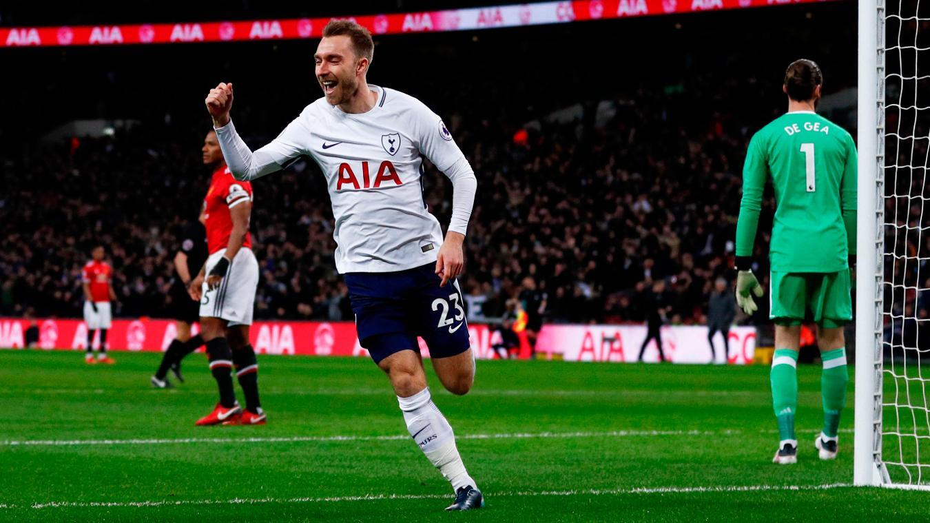 Spurs v Manchester United
