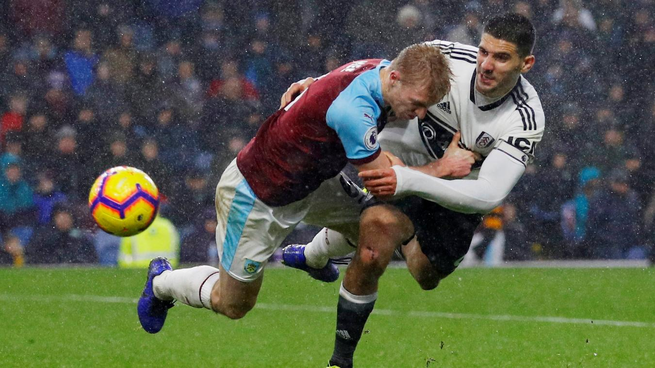Burnley 2-1 Fulham