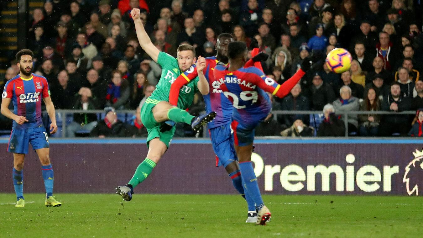 Crystal Palace 1-2 Watford Highlights