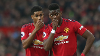 Marcus Rashford and Paul Pogba, Man Utd