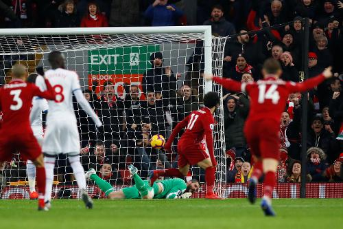 Liverpool v Crystal Palace, 2018/19 | Premier League