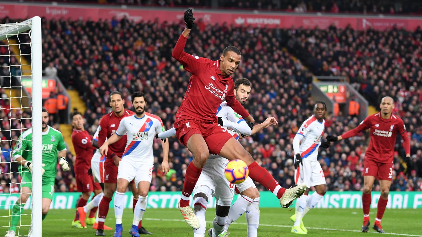 Liverpool 4-3 Crystal Palace