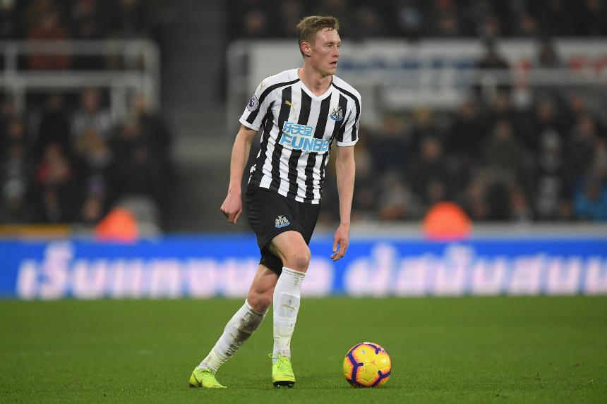 Sean Longstaff, Newcastle United