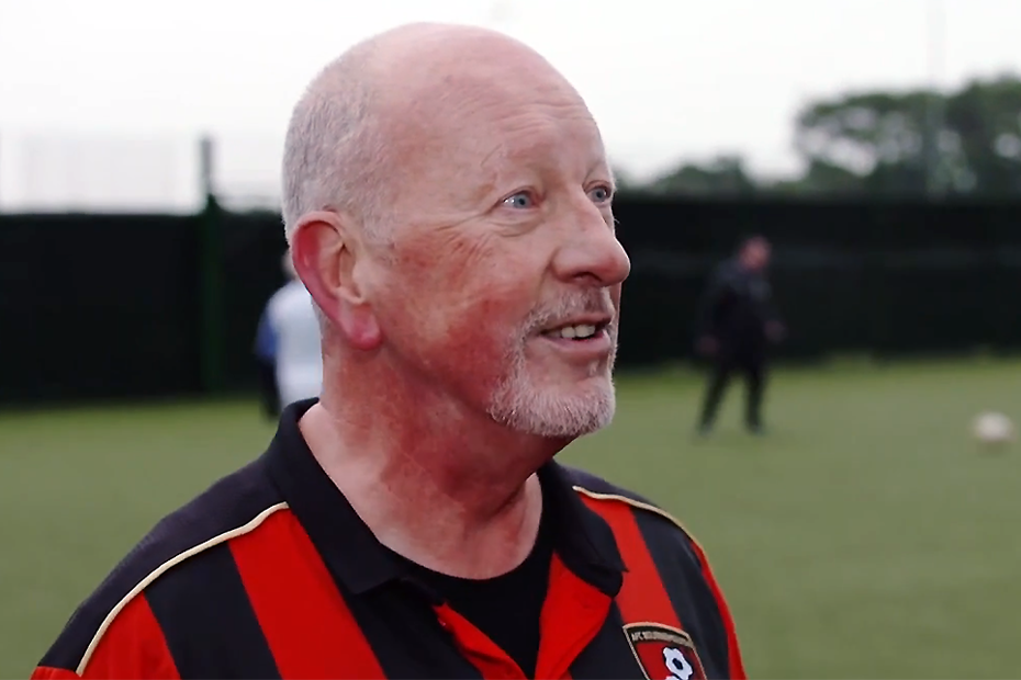 AFC Bournemouth putting Mike on the road to fitness