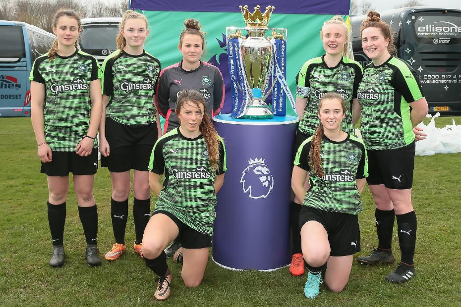 PL KICKS CUP 2018 Plymouth girls