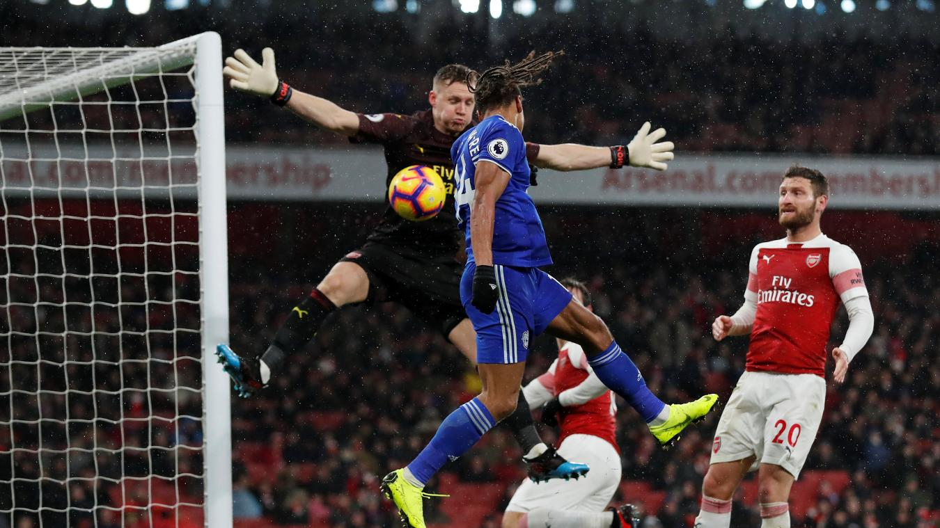Arsenal 2-1 Cardiff City