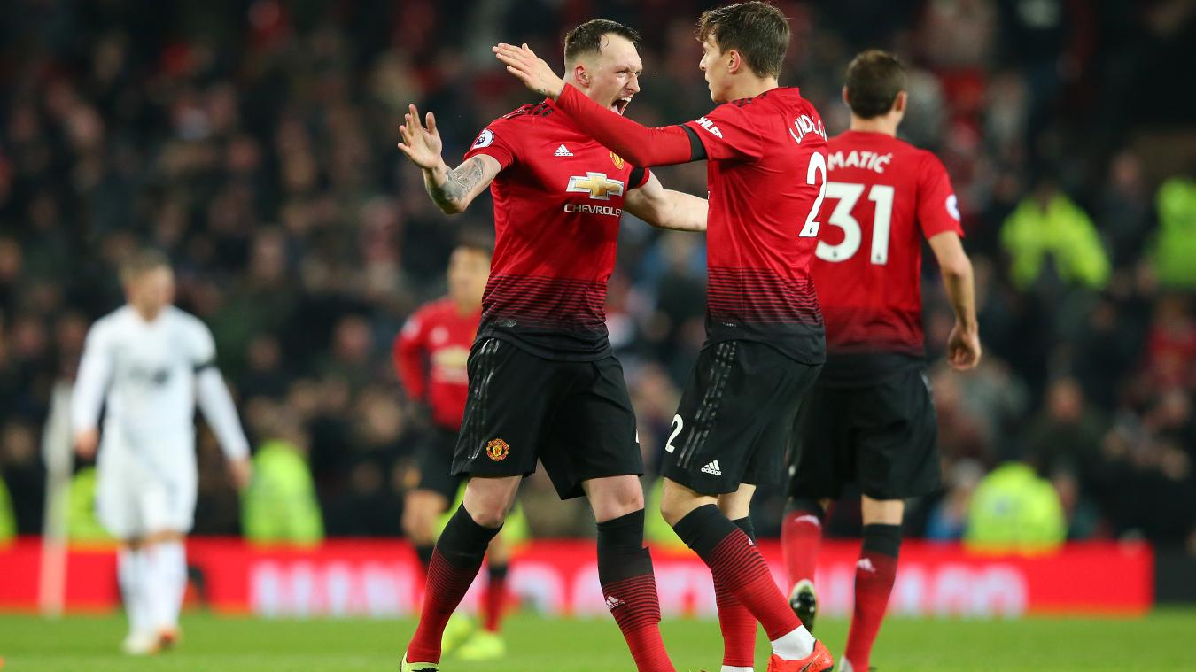 Manchester United 2-2 Burnley
