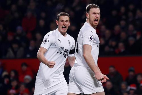 Man Utd v Burnley, 2018/19   Premier League