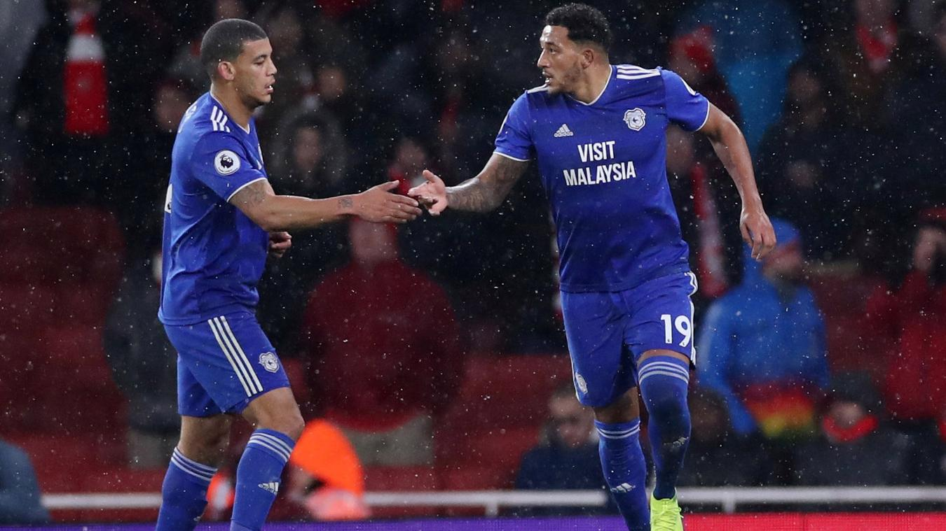 Cardiff City v AFC Bournemouth