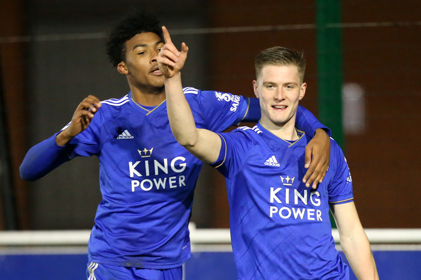 Josh Knight, Leicester City