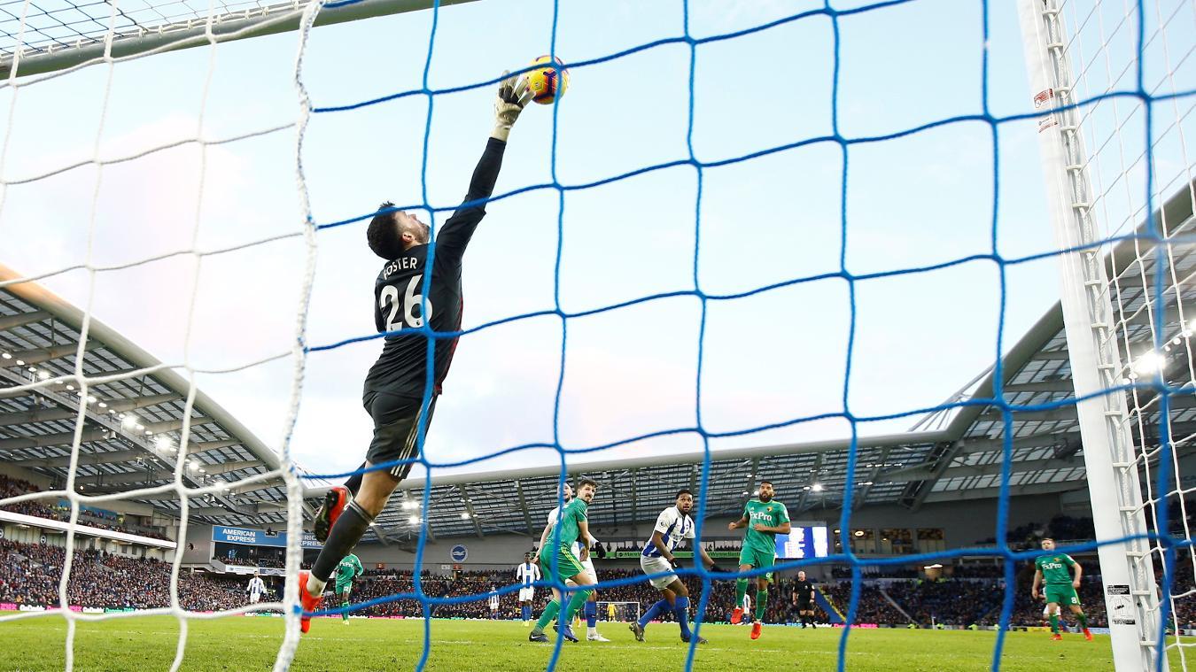 Brighton & Hove Albion 0-0 Watford