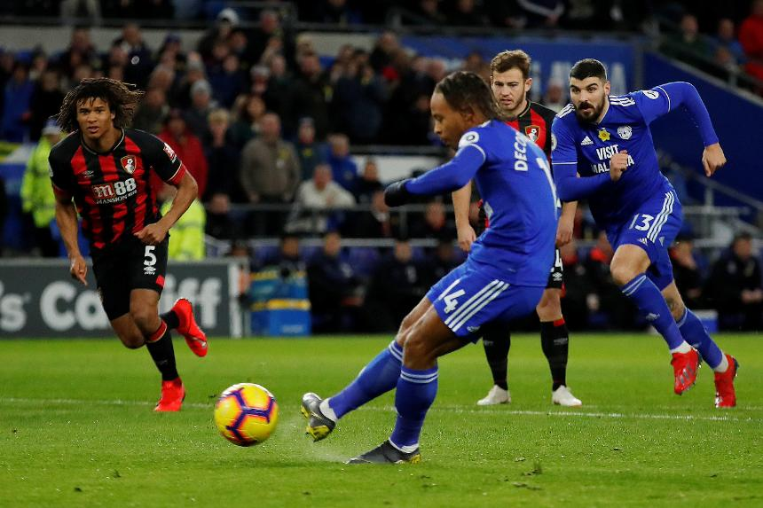 Cardiff City 2-0 AFC Bournemouth