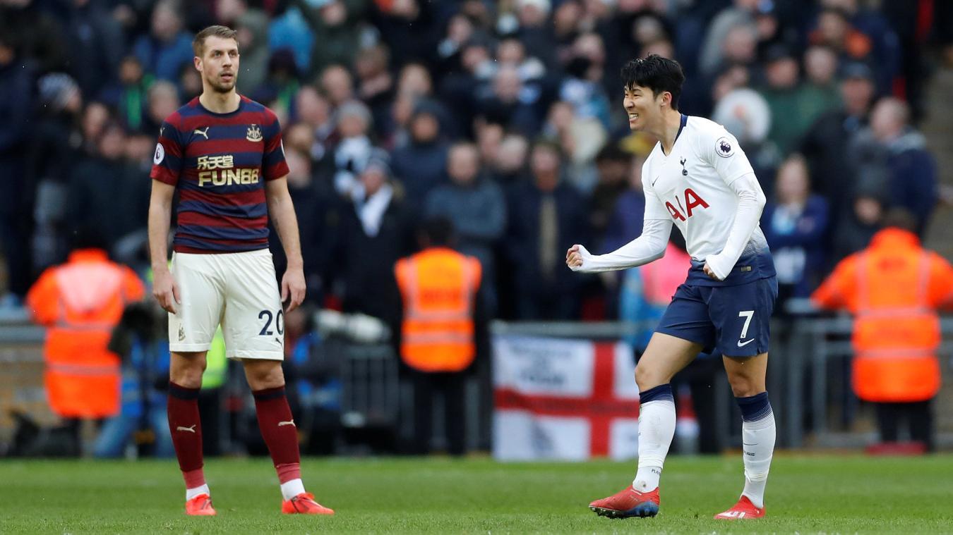 Tottenham Hotspur 1-0 Newcastle United