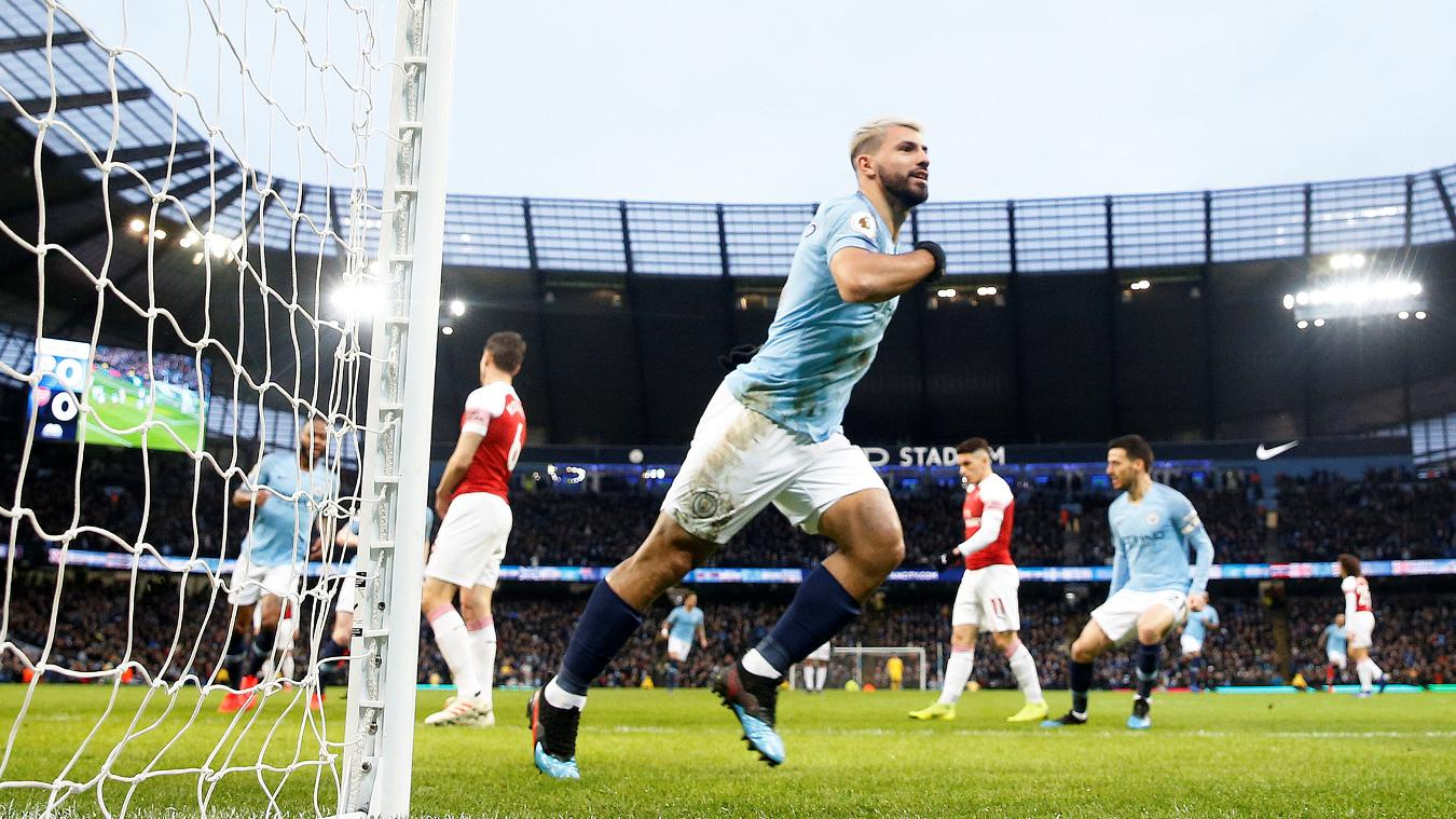 Manchester City 3-1 Arsenal
