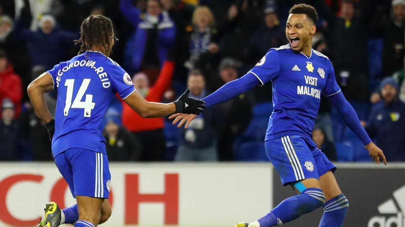Cardiff City 2-0 AFC Bournemouth