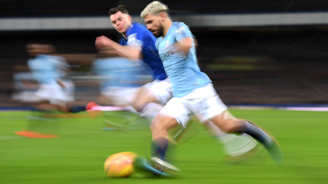Everton 0-2 Manchester City