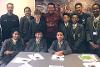 Emery inspires children to speak his language