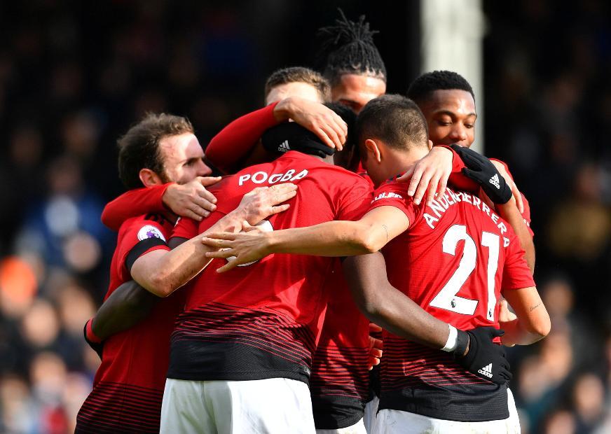 Fulham v Manchester United