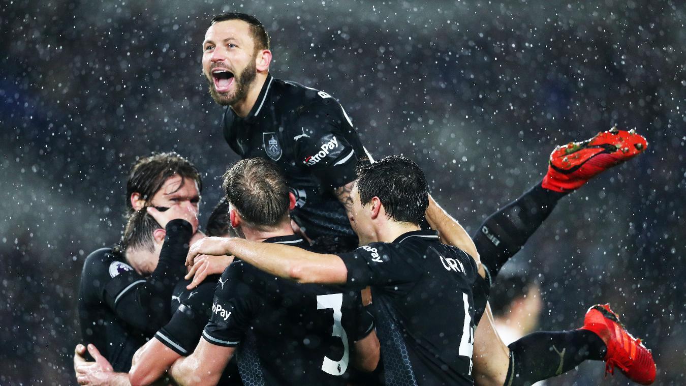 Brighton & Hove Albion 1-3 Burnley