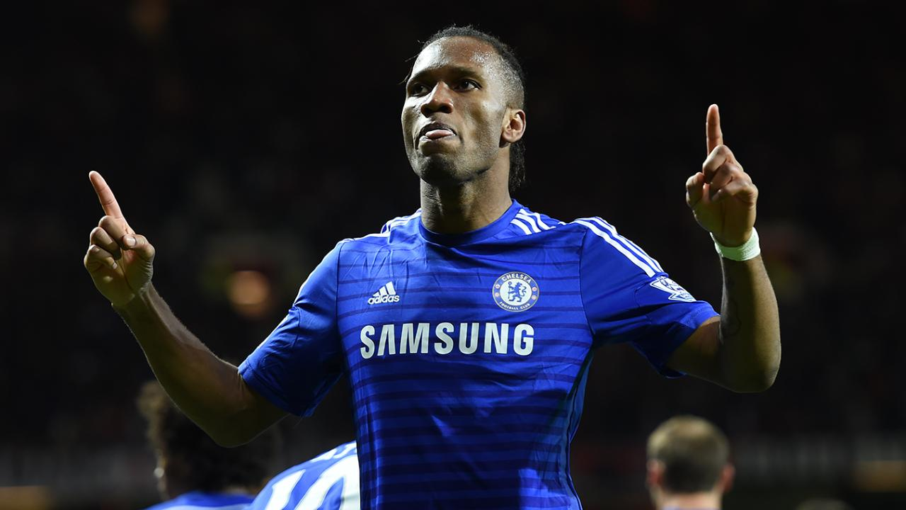 Shearer: Drogba did everything for Chelsea