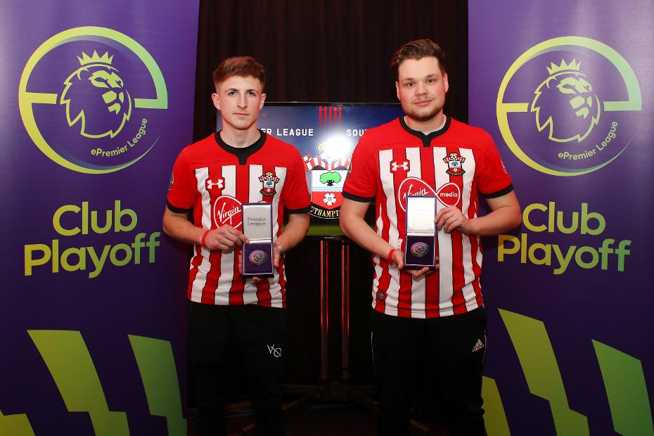 Reece Rusher and Owen Venn won the Southampton ePL Playoff