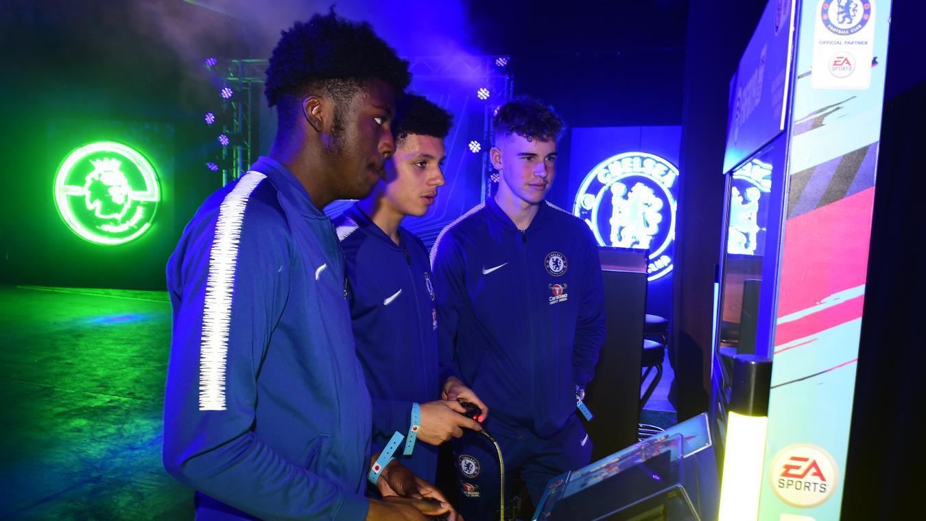 ePremier League playoffs: Chelsea