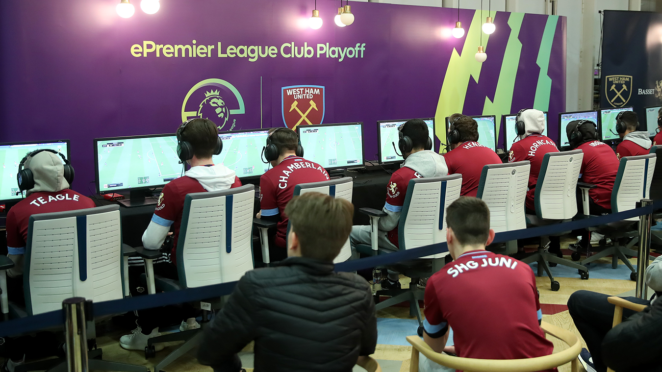 ePremier League playoffs: West Ham