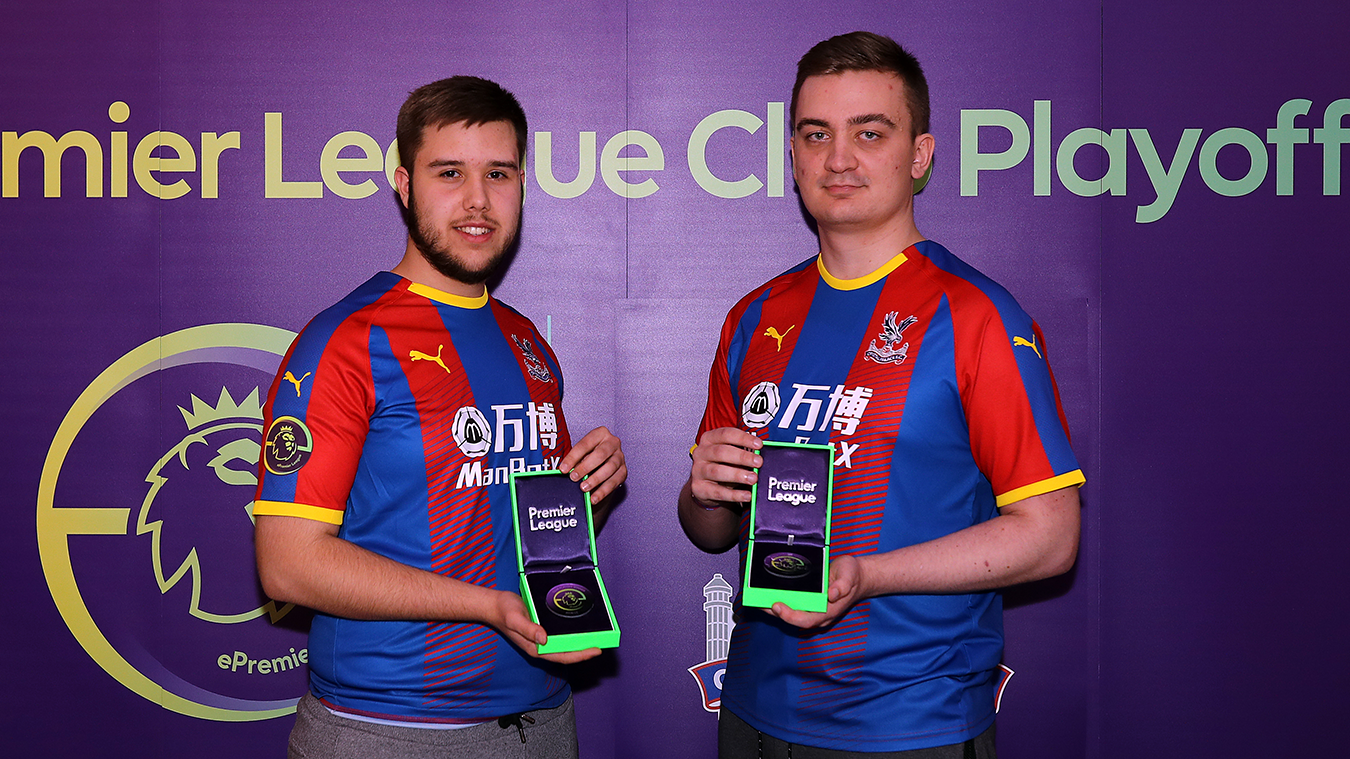 ePremier League playoffs: Crystal Palace