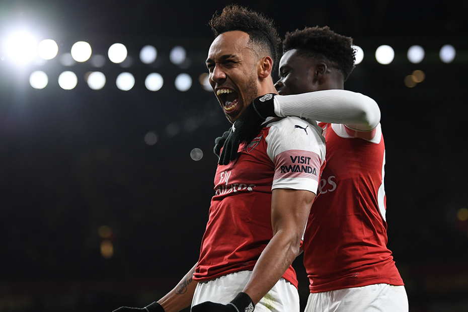 Pierre-Emerick Aubameyang, Arsenal