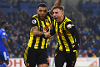 Troy Deeney and Gerard Deulofeu
