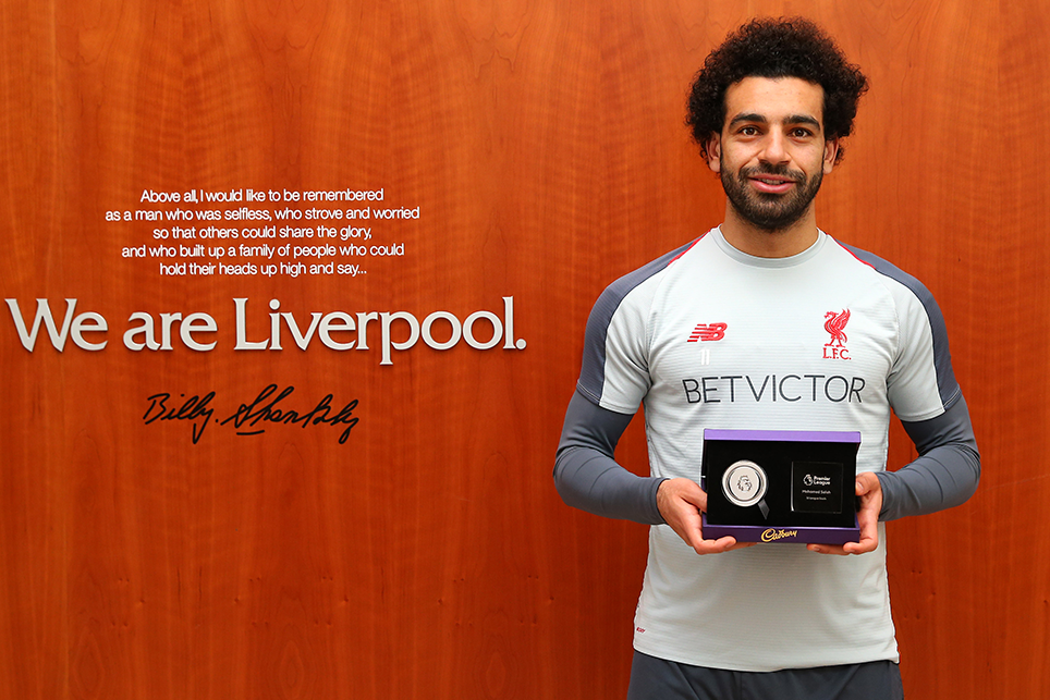 Premier League Milestone  Mohamed Salah 283364cac