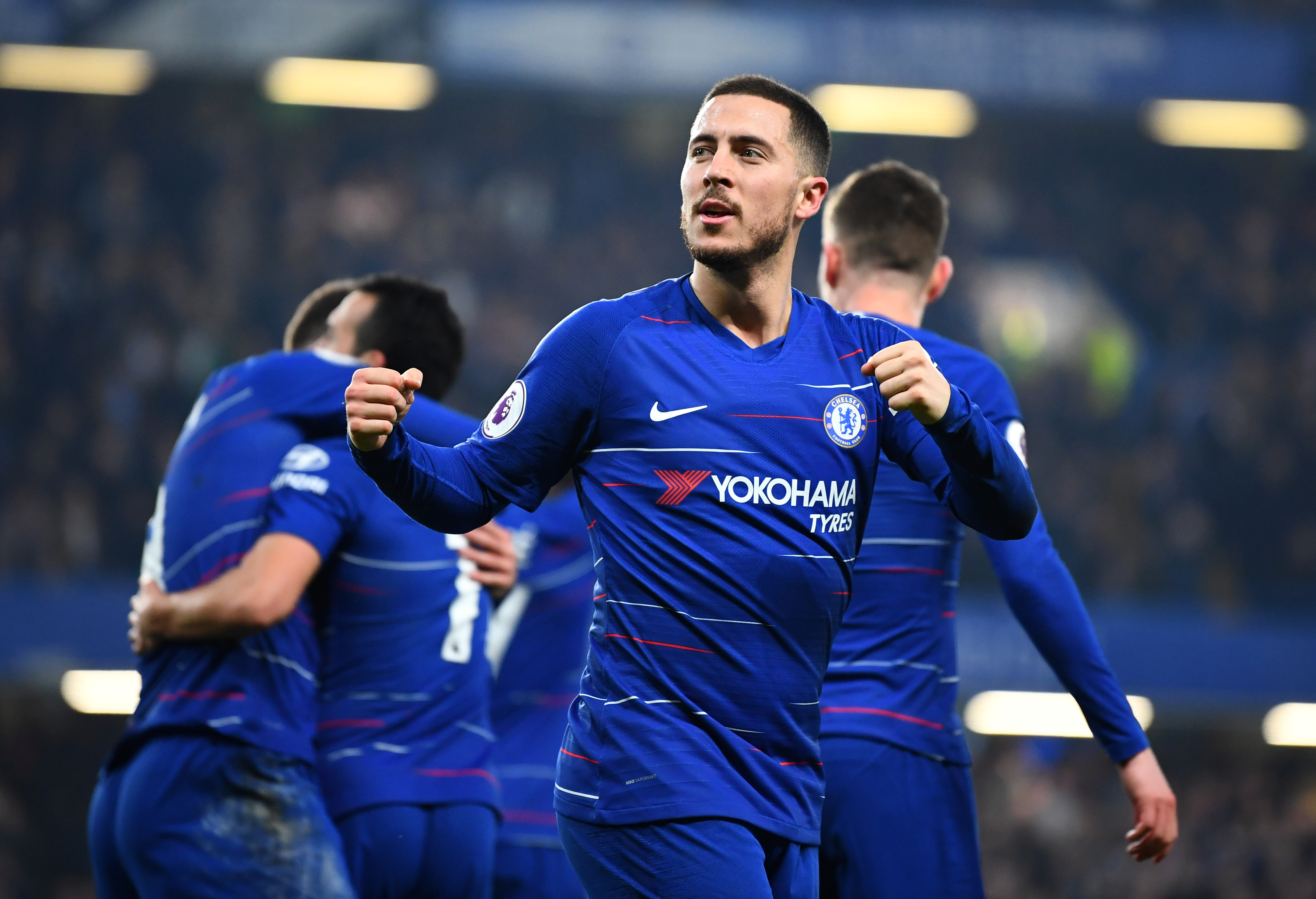 Race for top four: Chelsea