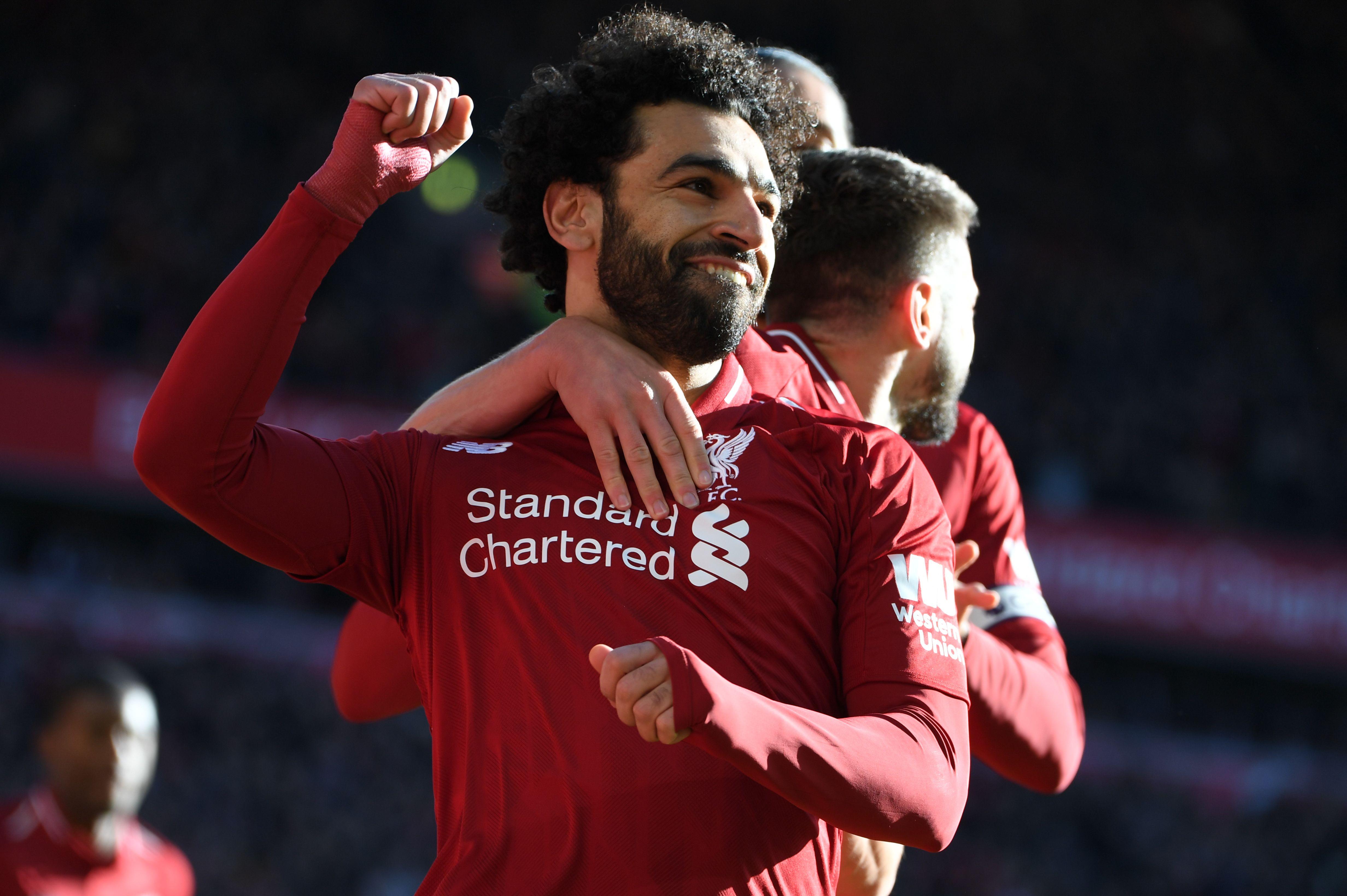 Race for the Golden Boot: Mohamed Salah