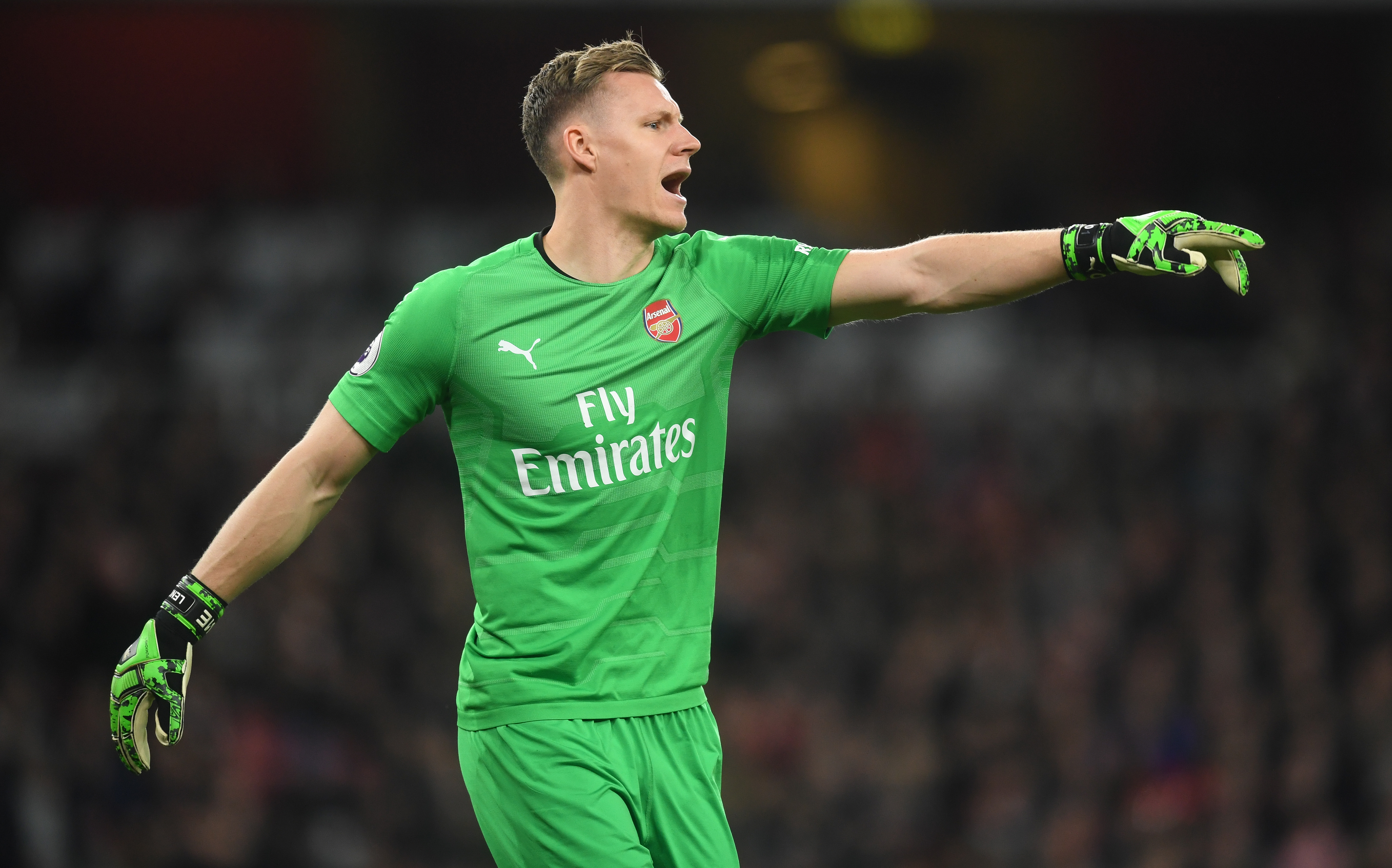 Players to star in 2019/20: Bernd Leno