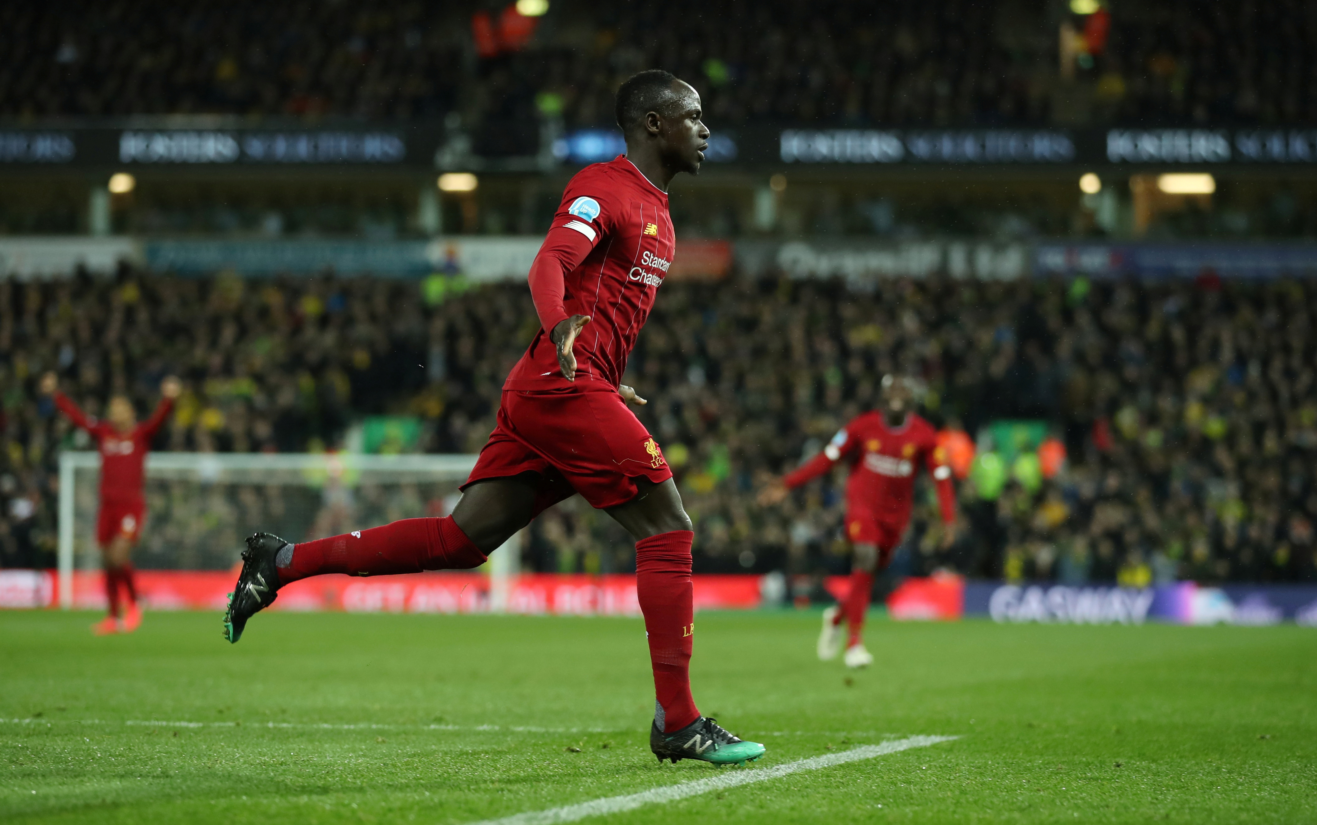 Mane winner puts Liverpool 25 points clear at the top