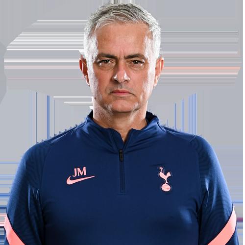 055b6f15b70 José Mourinho Manager Profile