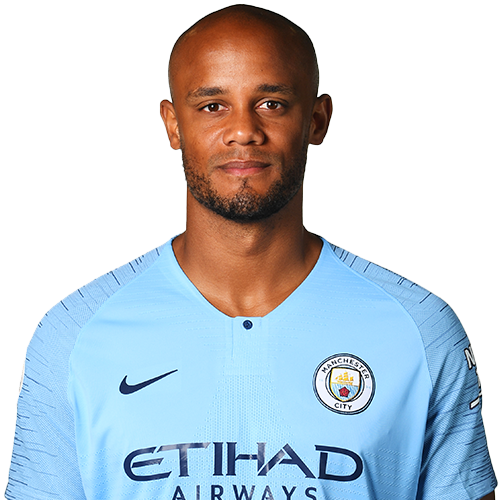 quality design e5d77 a40e4 Vincent Kompany Profile, News & Stats | Premier League