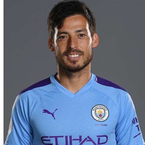 on sale 91814 23037 David Silva Profile, News & Stats | Premier League