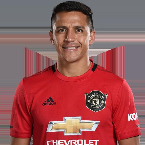 54d60f382f0 Alexis Sánchez Profile