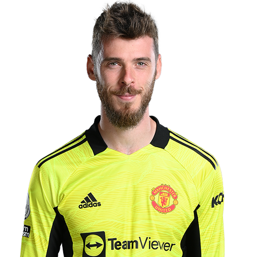 buy online 4e9b9 73f3b David de Gea Profile, News & Stats | Premier League