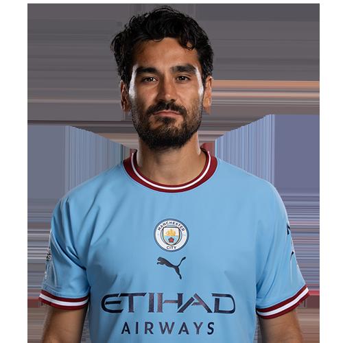 online store 32ed4 cec4f Ilkay Gündogan Profile, News & Stats | Premier League