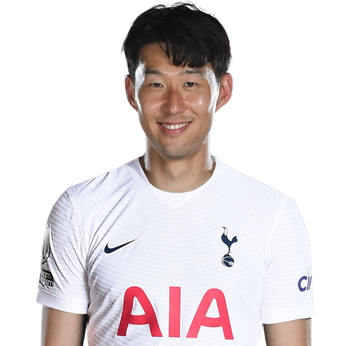 Son Heung-Min Profile a0fd257ef